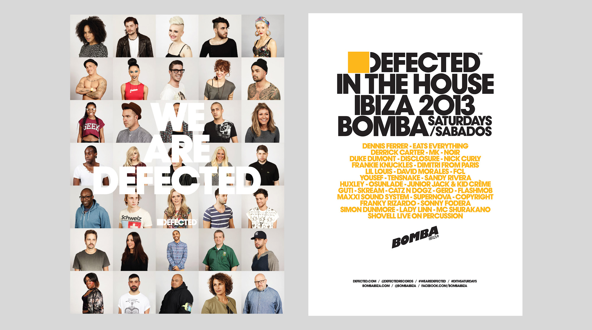 Defected –