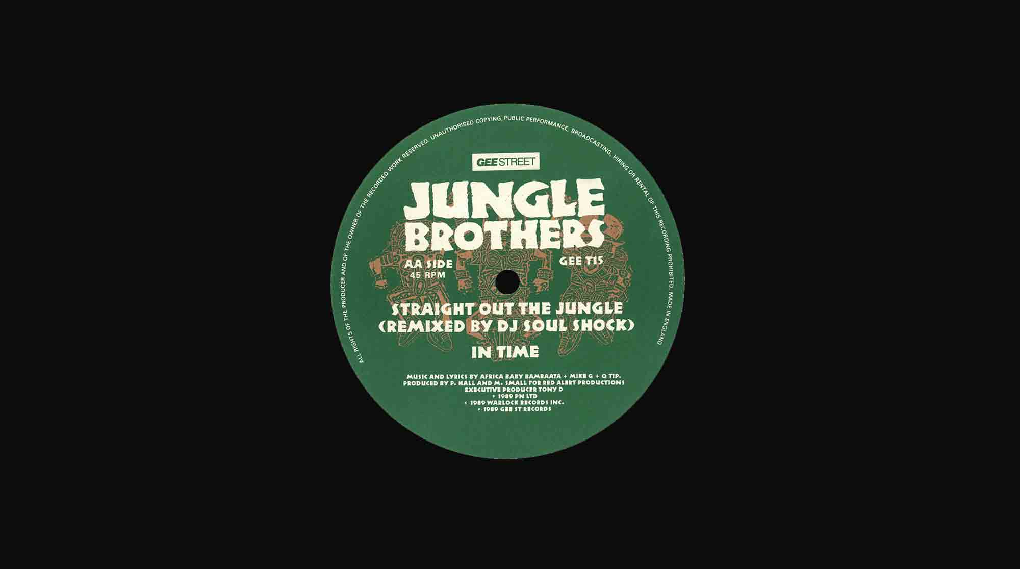 Jungle Brothers –