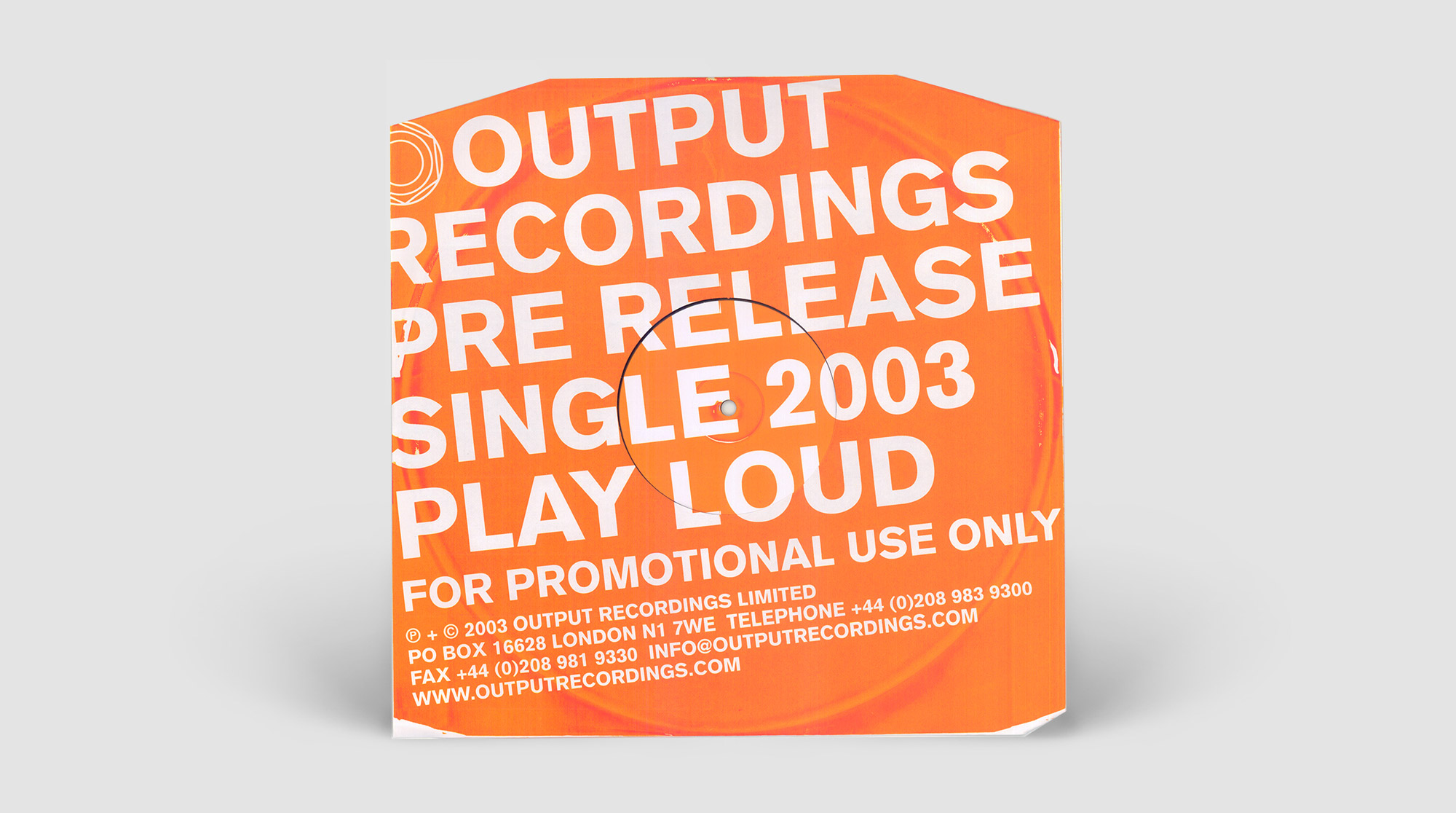 Output Recordings –